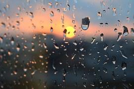 """Por un """"attimo"""" que me permita disfrutar del sonido de la lluvia"""